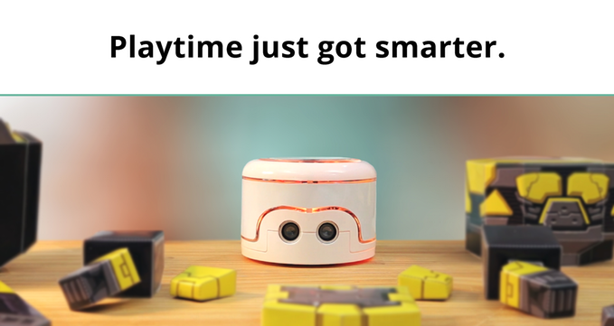 Playtime just got smarter Kamibot